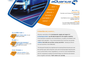aQuarious IT website