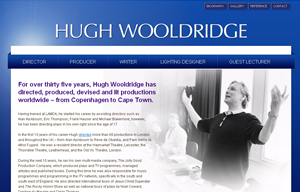 Hugh Wooldridge Official site